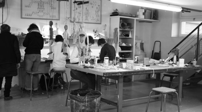 Table-ronde « Arts et innovation – Créativité et recherche »