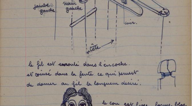 Articuler archives manuscrites, connaissances marionnettiques et approche linguistique : l'exemple du fonds Chesnais